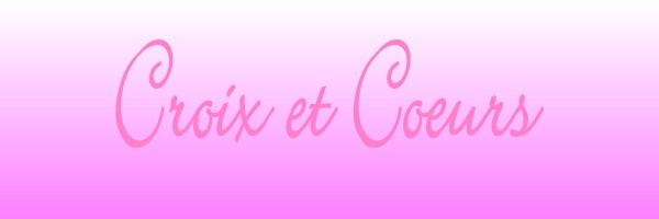 CROIX ET COEURS DE FLEURS DEUIL