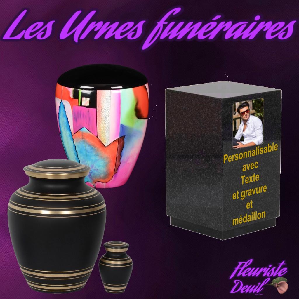 Les urnes funéraires